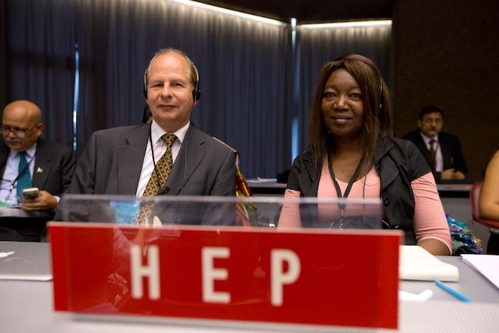 Assemblée des Etats membres de l'OMPI 2013