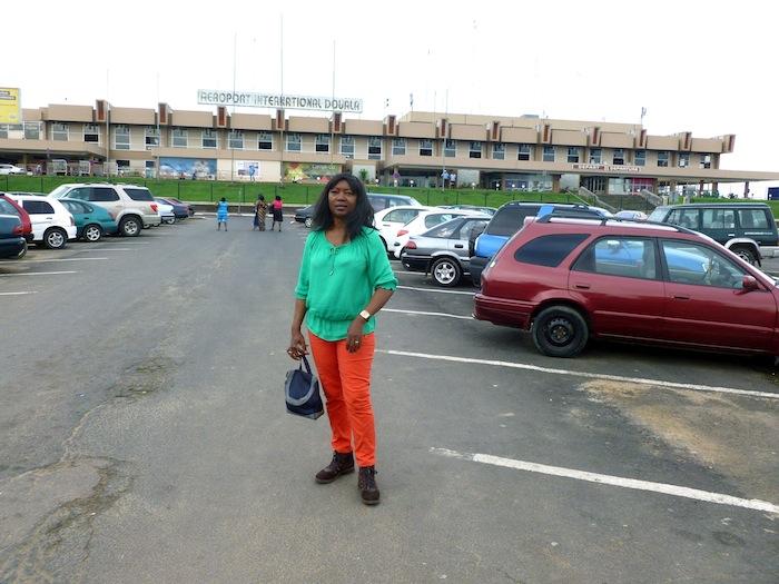 Dr Madeleine Scherb à Douala