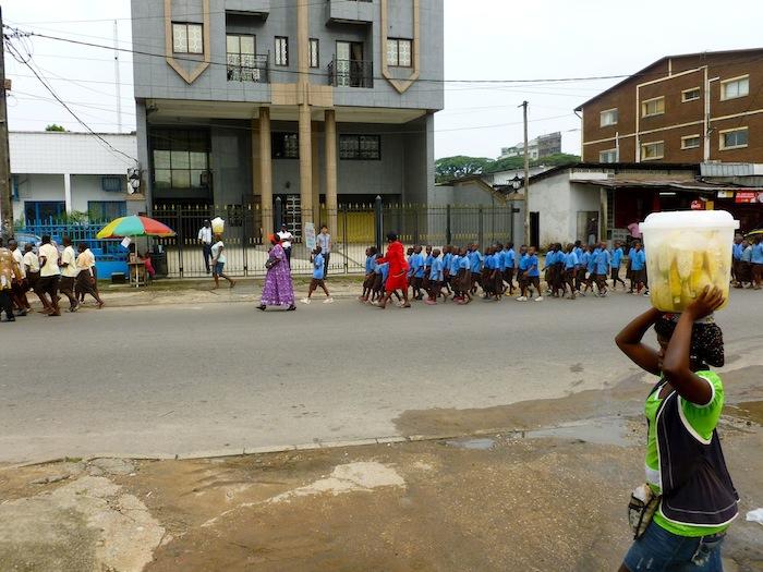 Douala, 14 novembre 2013, 2