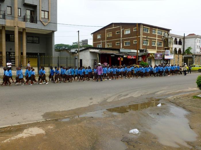 Douala, 14 novembre 2013, 3