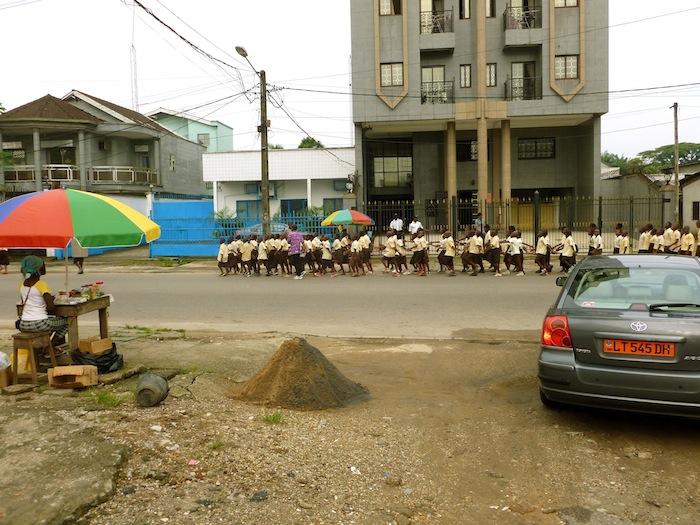 Douala, 14 novembre 2013