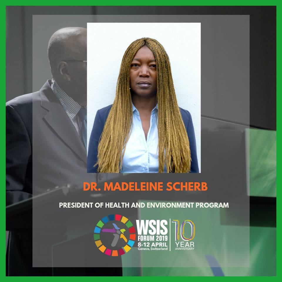 Madeleine Scherb